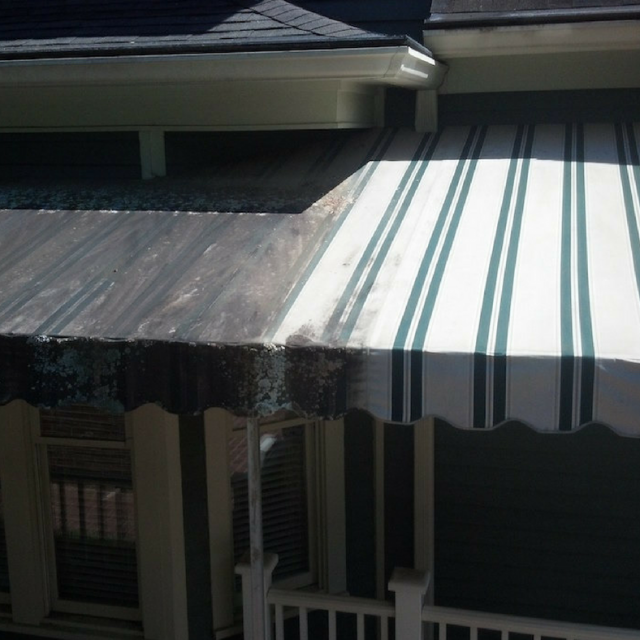 Awning Fabrication and Service